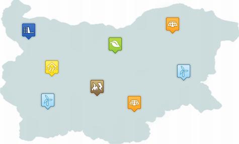 ВЕИ карта